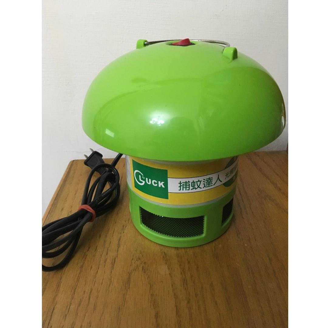 【專賣二手物】GLUCK 捕蚊達人光觸媒吸入式捕蚊器GL-188