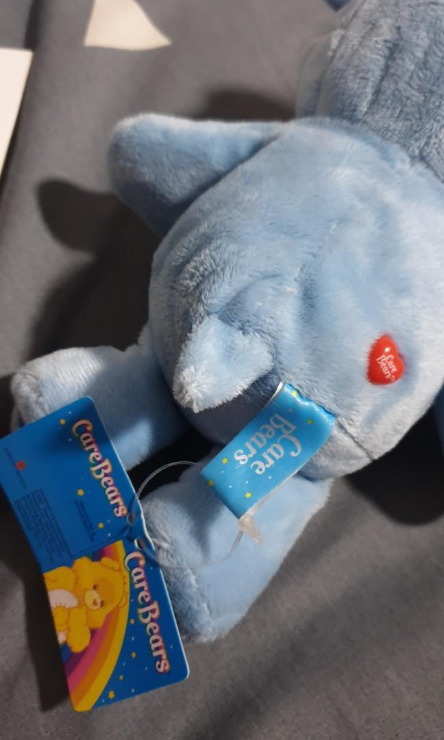 grumpy bear champ care bears 2007 #MRTYishun