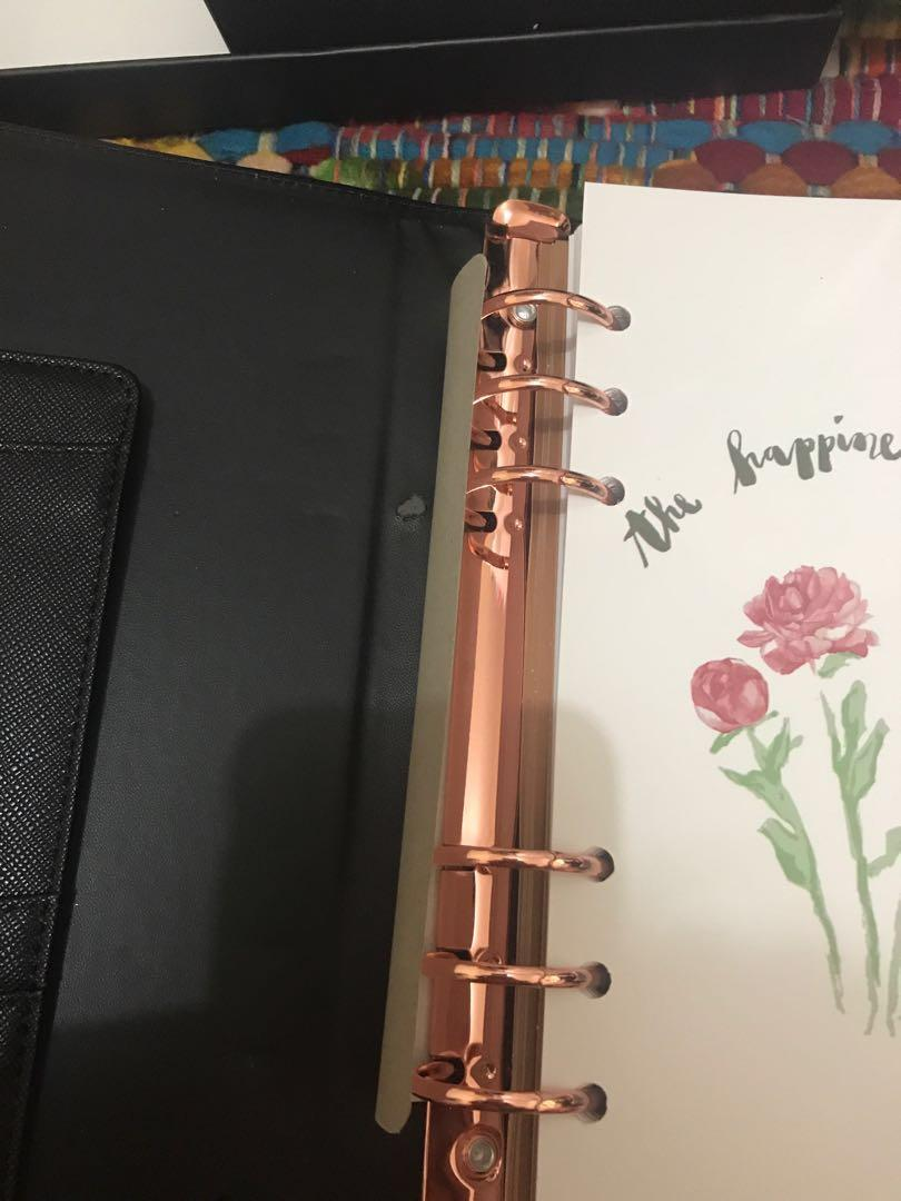 happiness planner undated