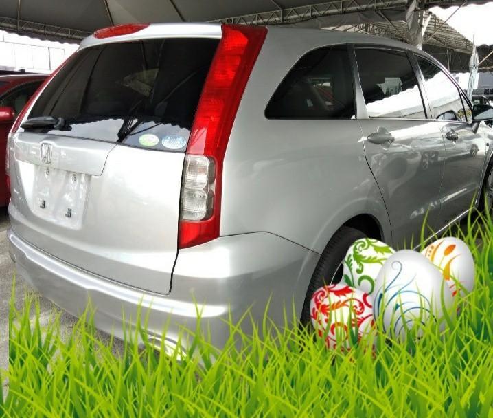 HONDA STREAM 1.8 i-VTEC RSZ Year:2010✔年份. From:Recon Japan日本进口车✔ on the road Price RM58,888