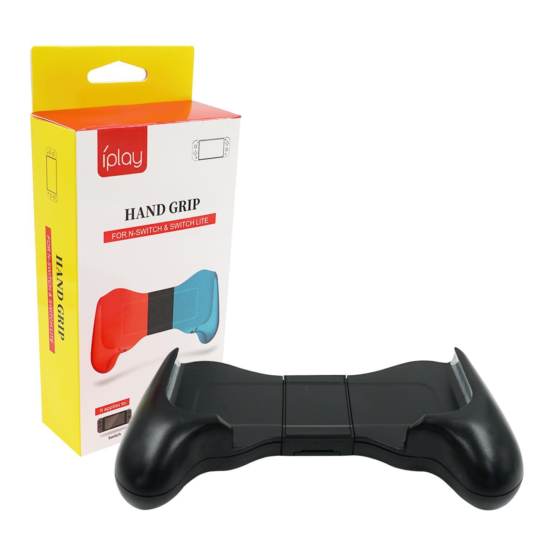 Iplay任天堂NSSwitch/Lite主機握把通用一體可伸縮手柄蝴蝶式帶支架手柄托架手把 两种颜色可选 (ns-010116、ns-010117) 歡迎電話 WhatsApp聯絡93872030