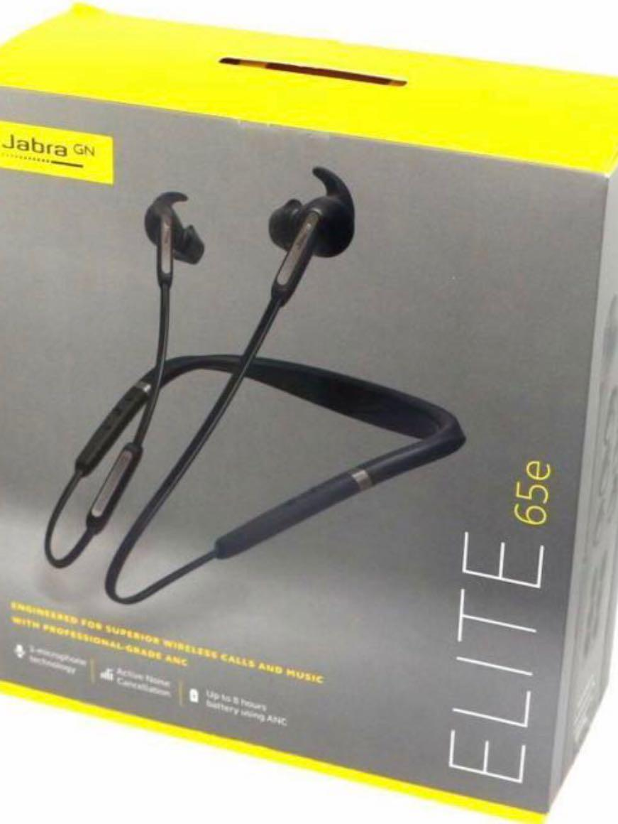 Jabra Elite 65e Bluetooth Earphones/Headphones ON SALE!