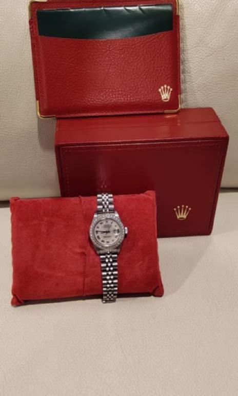 Ladies Datejust Rolex for sale