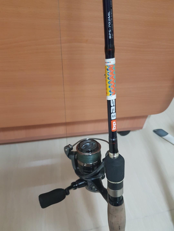 "Shimano HARD ROCKER BB S86H Heavy 8/'6/"" fishing spinning rod 2019 model"