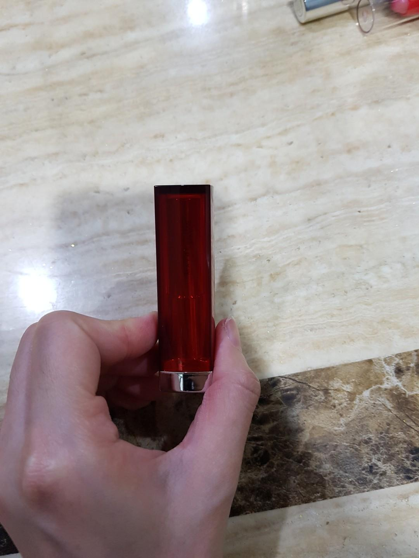 Maybelline 510 coral lipstick