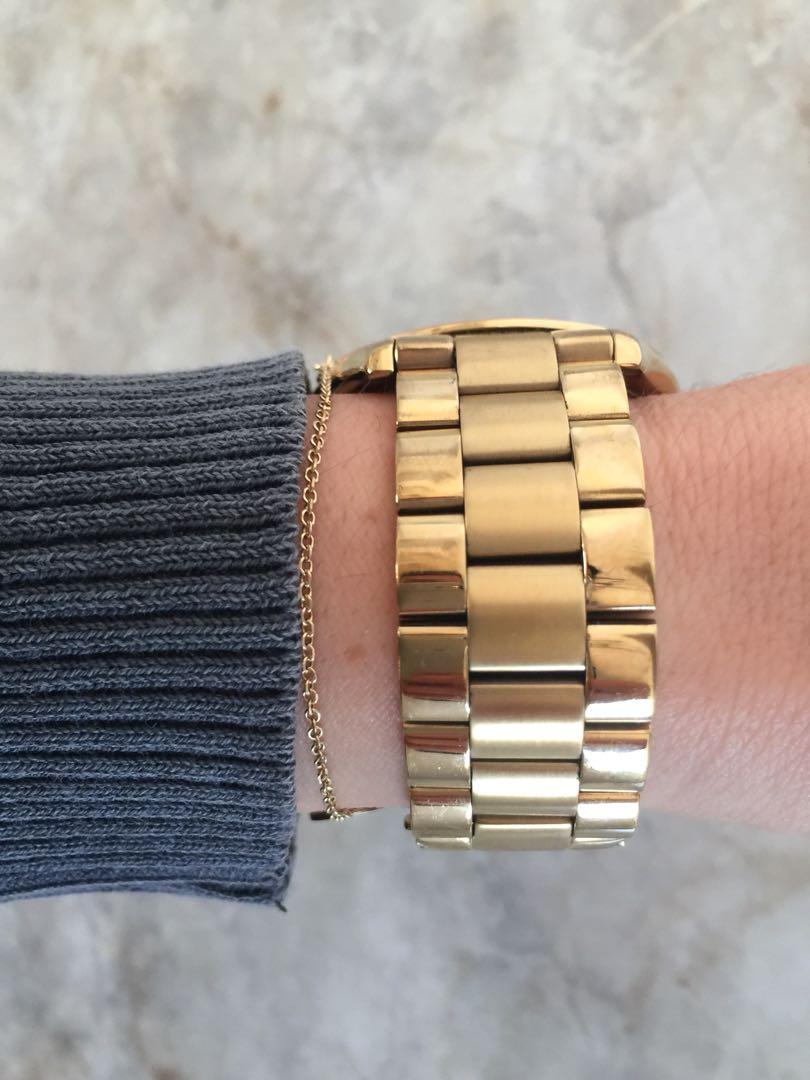 Michael Kors - Gold Watch