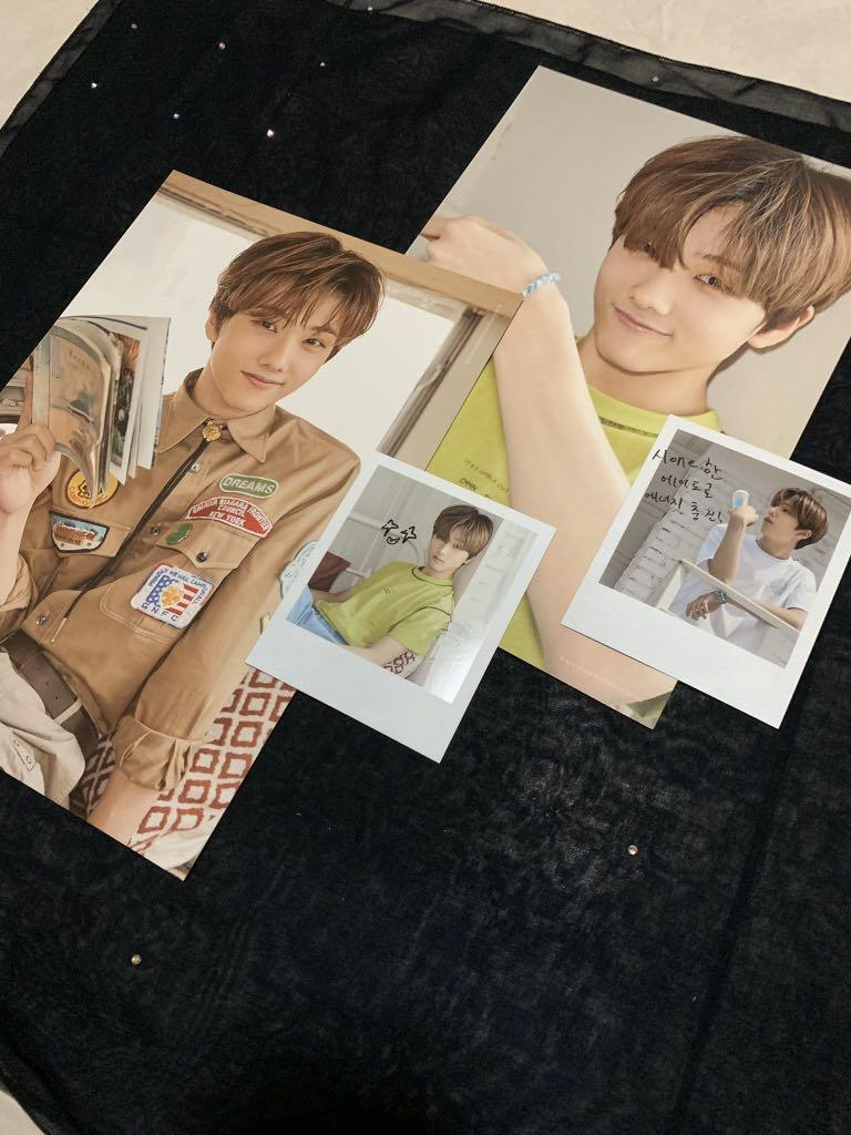 NCT DREAM OFFICIAL SUMMER VACATION KIT INDIVIDUAL MEMBER SET