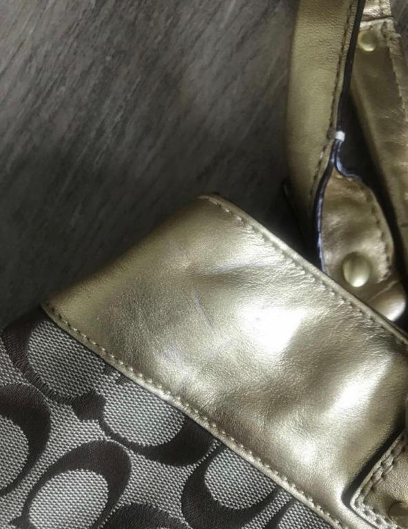 *New* Coach Penelope Signature Logo handbag