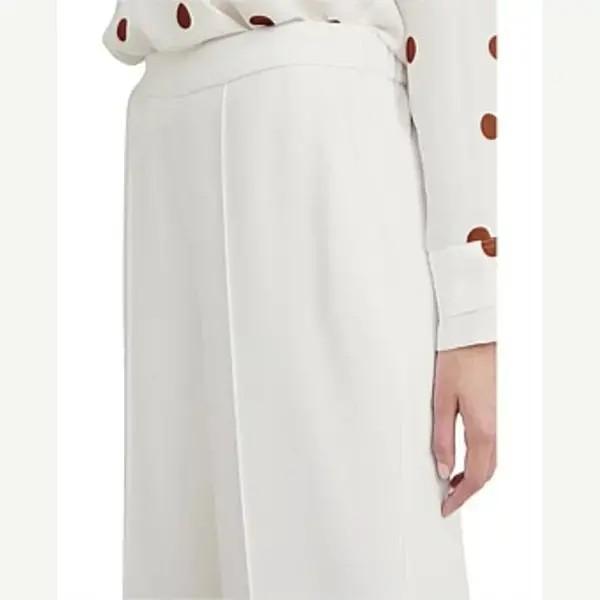 New Witchery dress wide leg pants milky white, RRP$179.95