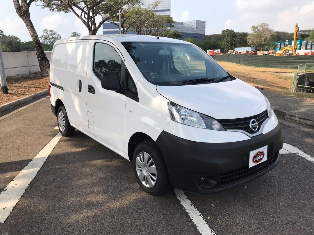 Nissan NV200 1.5M For Leasing