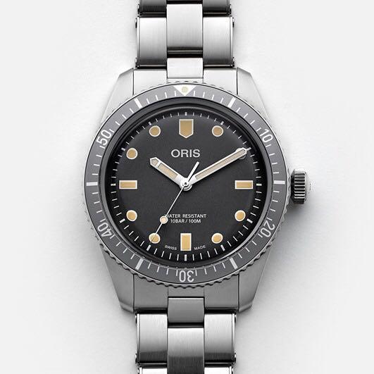 Oris x Hodinkee Divers Sixty-Five