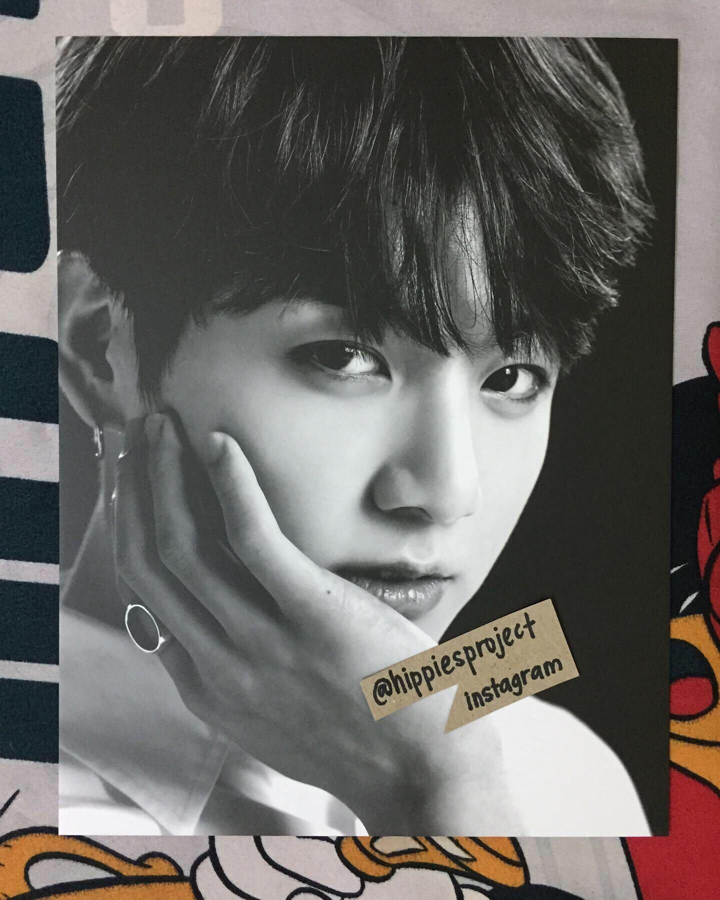 [RARE] BTS Jungkook 2017 WINGS TOUR IN JAPAN SPECIAL EDITION