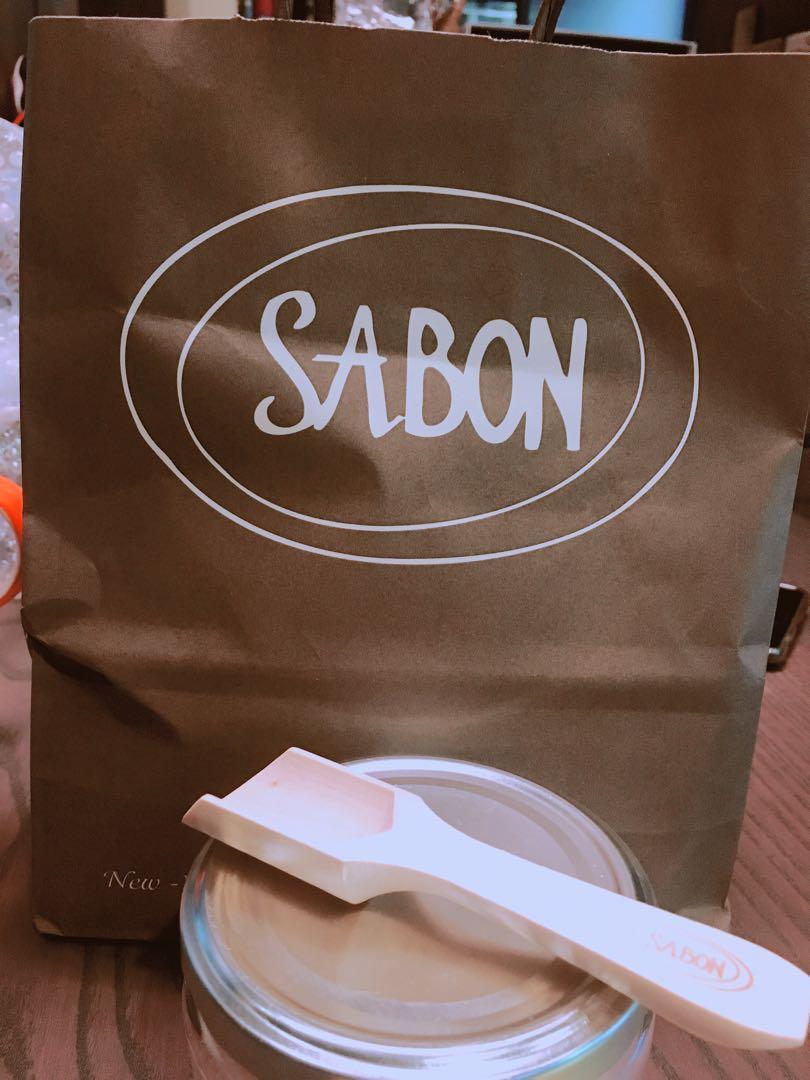 【SABON】[全新]旅遊購入 香蘋薰衣草身體磨砂膏 320g