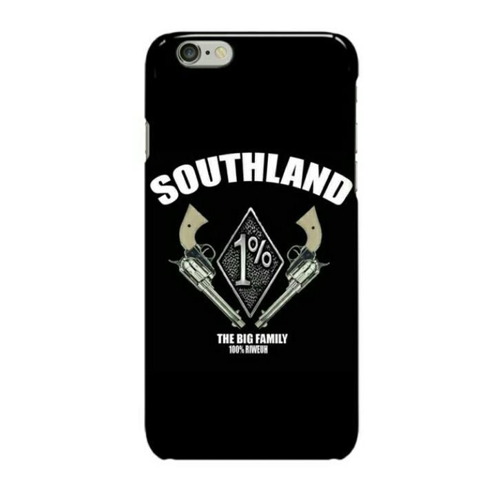 Southland iPhone 6 / 6s Custom Hard Case