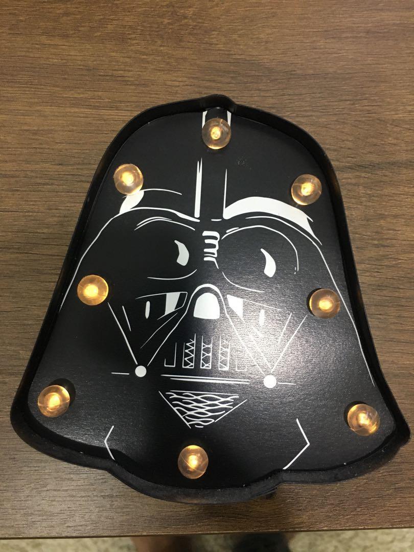 Star Wars Darth Vader Face