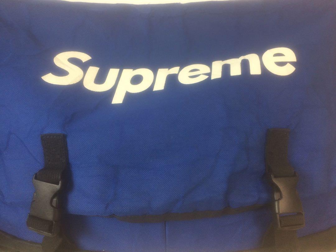 SUPREME Messenger Sling Bag Unisex