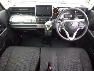 SUZUKI SPACIA GEAR HYBRID 2019(全新車)