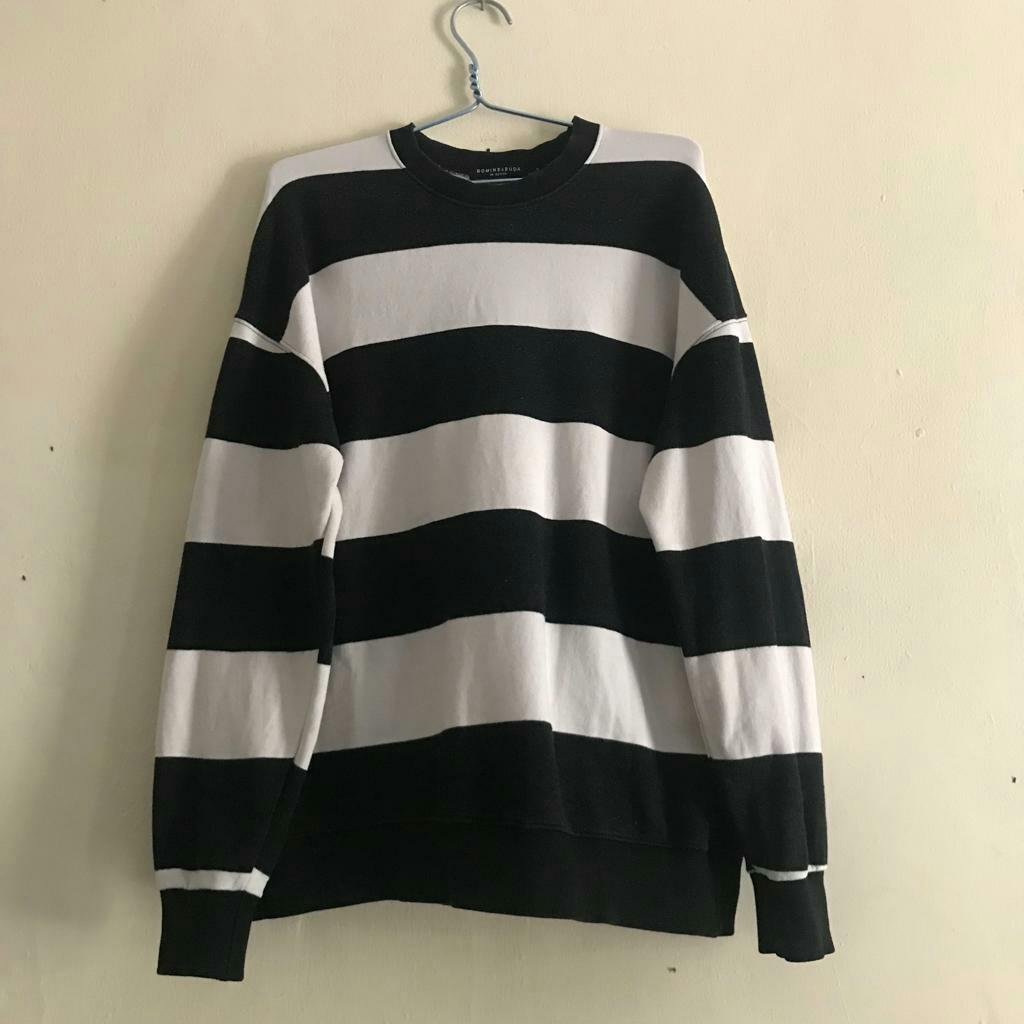 Sweater blackwhite