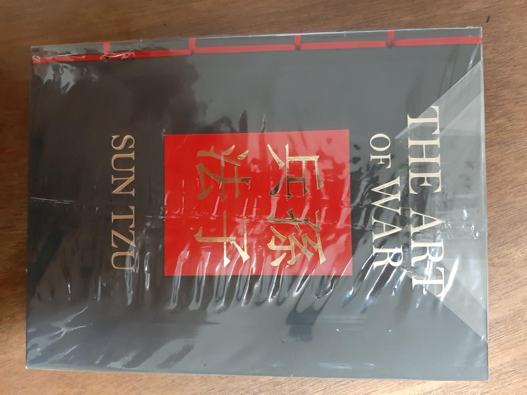 The art of war 孙子兵法 SUN TZU (hard cover)