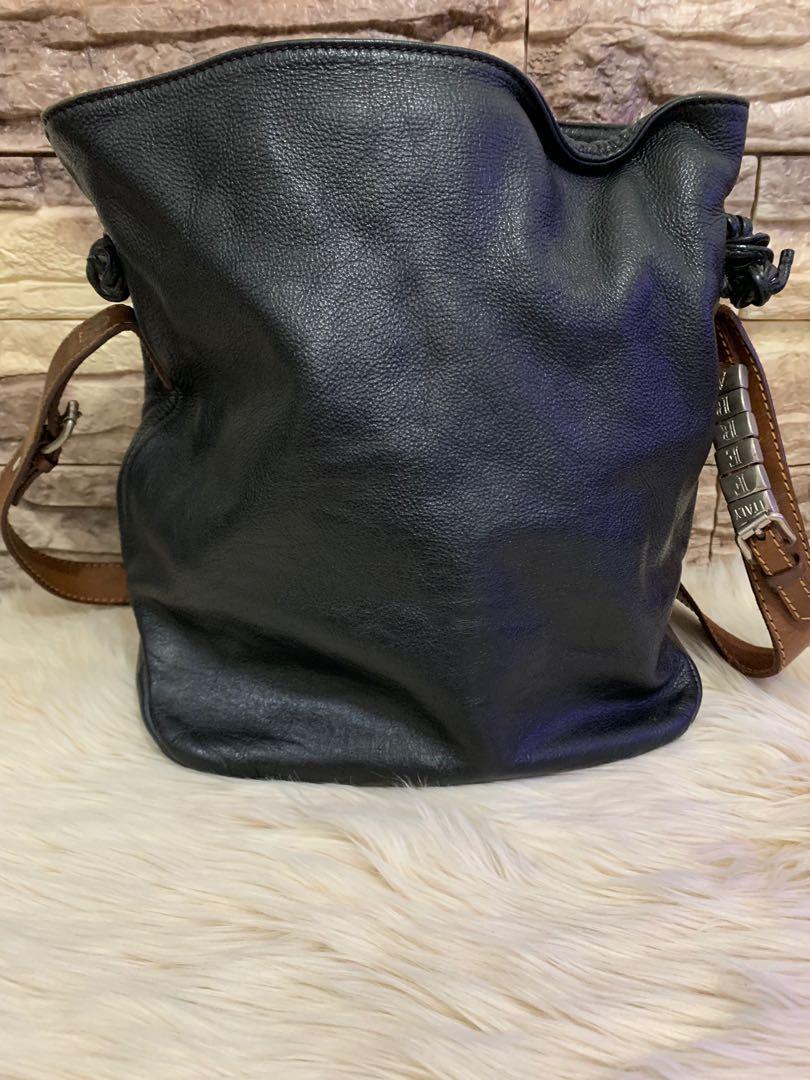 Tote bag medium Gucci Ferra authentic 30 x 30 x 16 cm full leather 85% OK