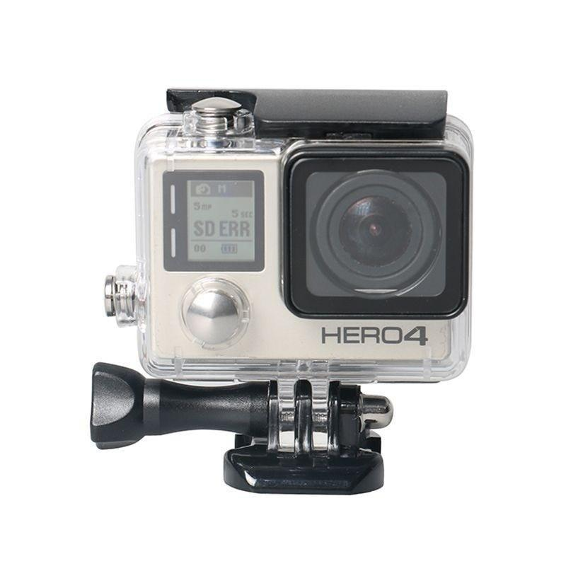 Underwater Waterproof Diving Protective Housing Case Cover for GoPro Hero 3 4
