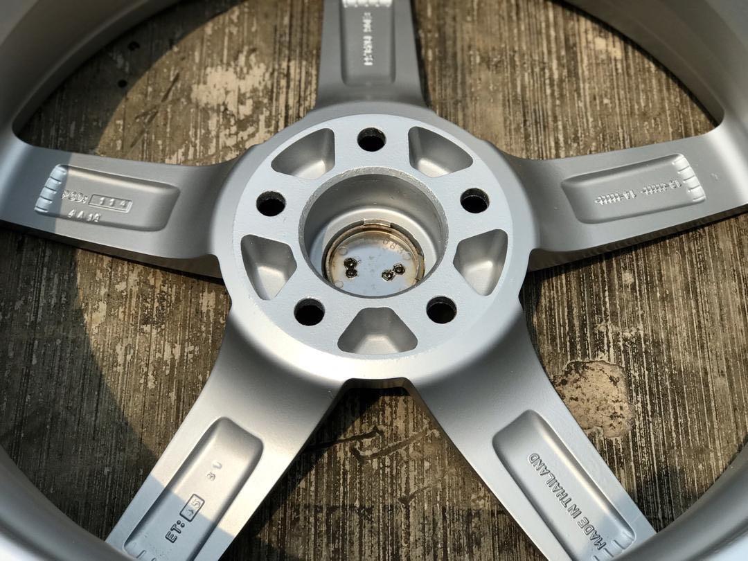 Used Vossen cv3 19 inch rim camry accord estima teana