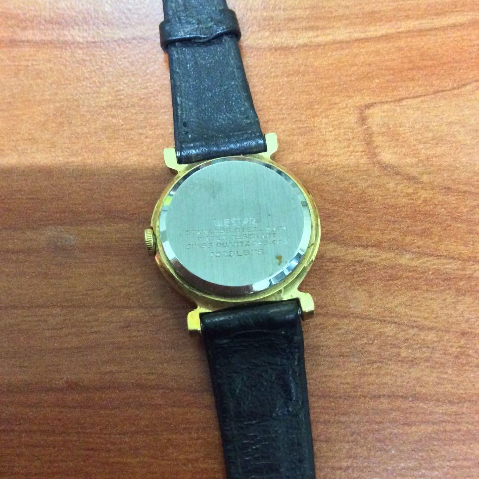 Vintage Westar Quartz Ladies Watch