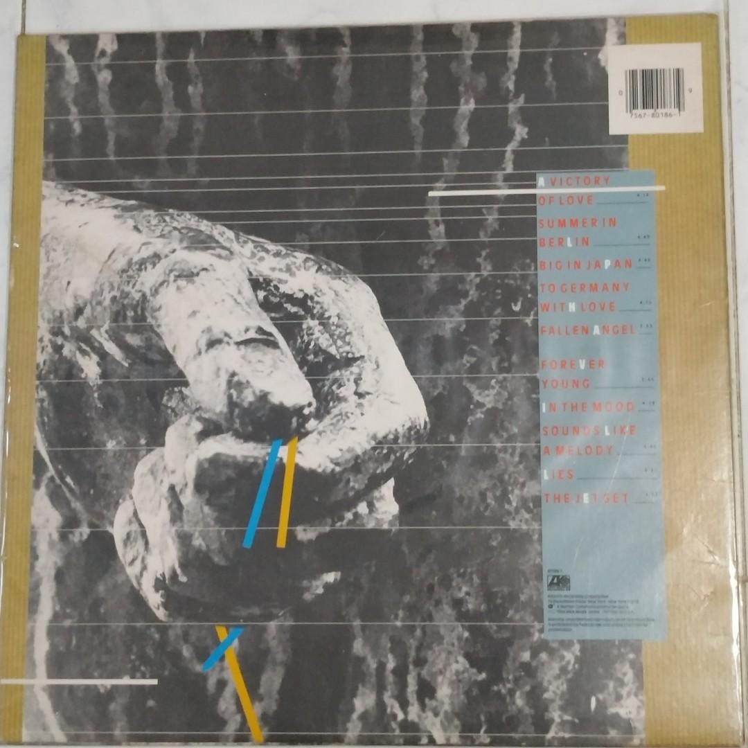 Vinyl LP : Alphaville ~ Forever Young