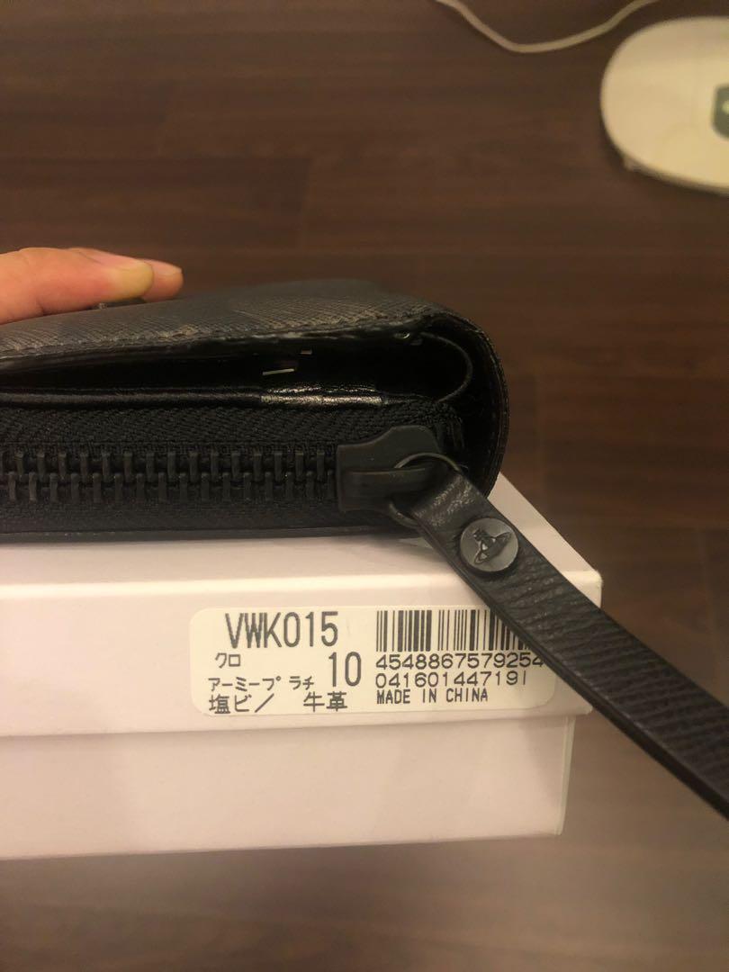 Vivienne Westwood 全新日本線皮夾
