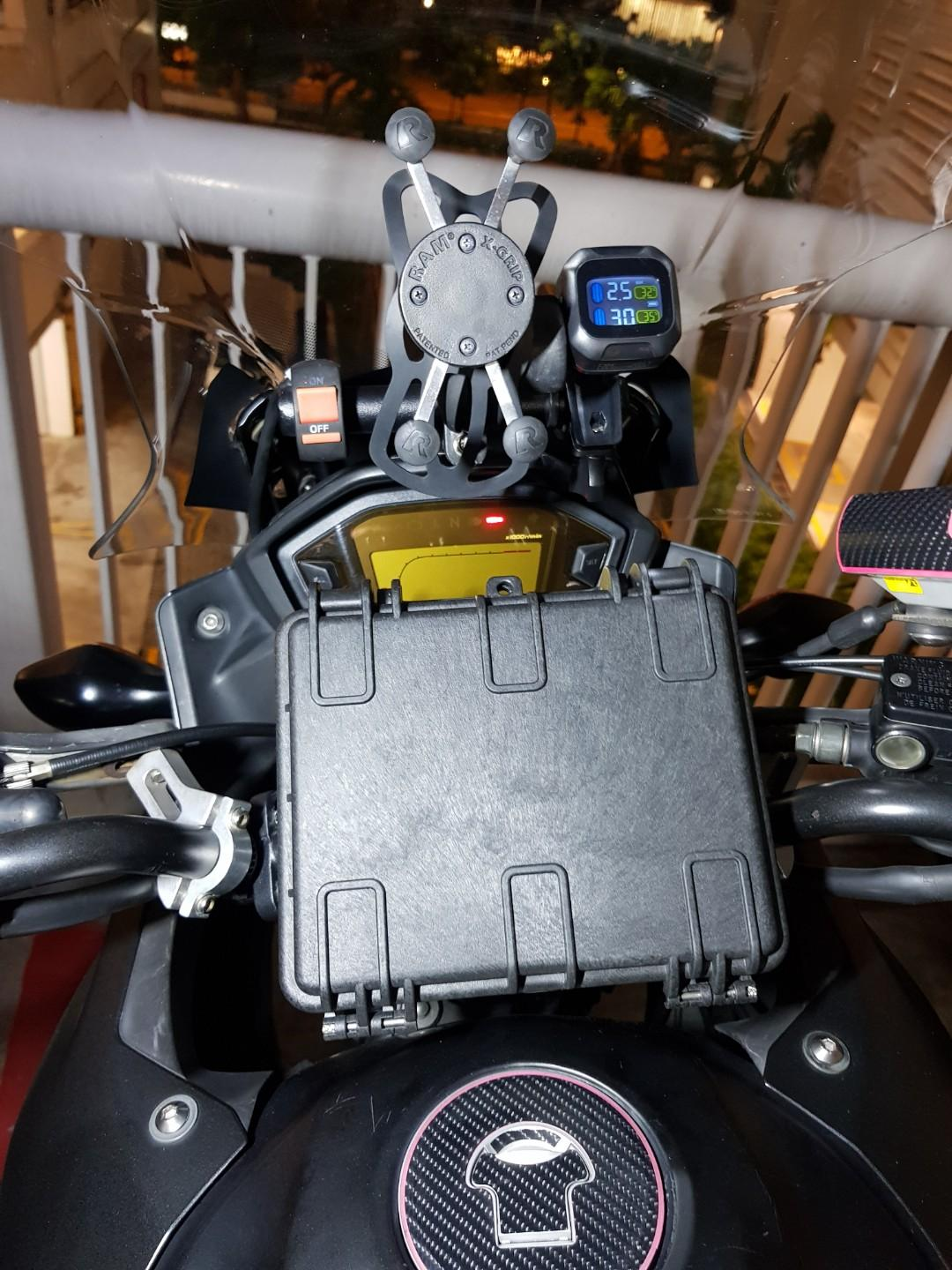 Waterproof Storage box for bike