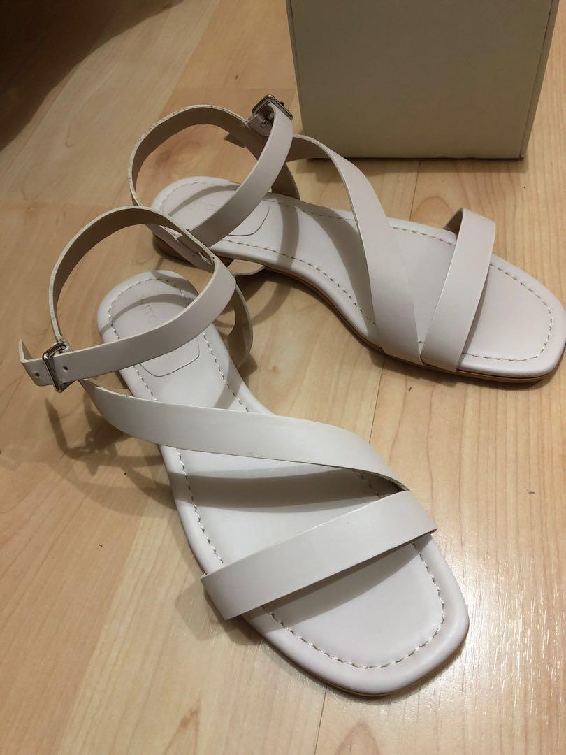 Witcher's sandals