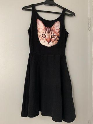 H&M kitty dress
