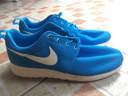 Nike Roshe Run Blue Hero Sail   Sole Collector