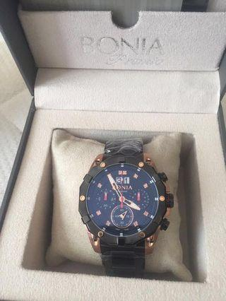 SALE..BONIA watch Authentic