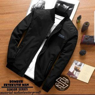 Jaket bomber casual