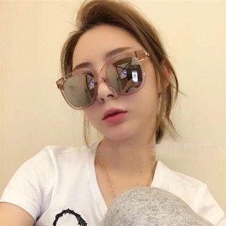 Ready Stock Retro Mirror Sunglasses