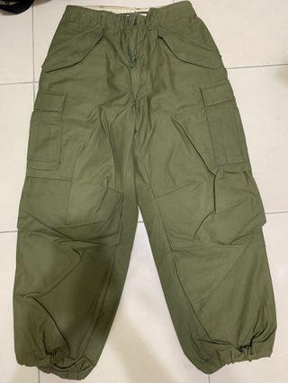 古著 vintage 公發M-51軍褲
