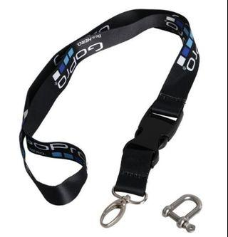 GoPro Hero ID Lace Lanyard / for Action Cameras GoPro Hero 7, Hero 6, Hero 5, Hero 4, SJCAM, Xiaomi, Yi and Accessories