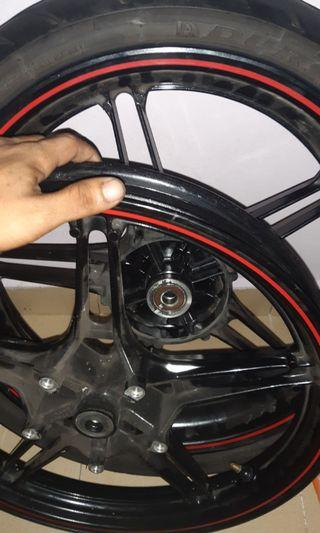 Sportrim motor Y15