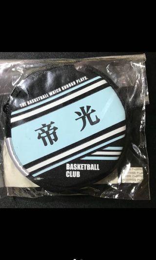 影子籃球員零錢包(未拆封)