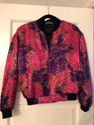 Vintage bomber jacket size S