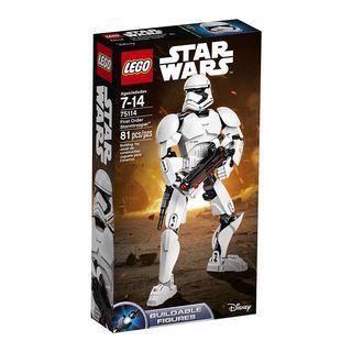 🆕 LEGO 75114 Star Wars First Order Stormtrooper