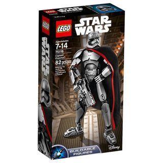 🆕 LEGO 75118 Star Wars Captain Phasma