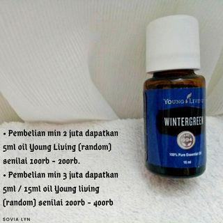 Wintergreen 15ml Young Living