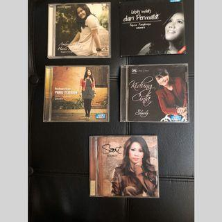 CD Music Rohani