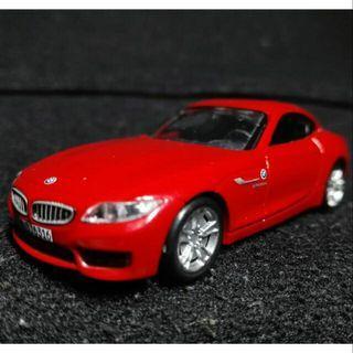 1/64超精細車模 BMW Z4 人生就該有夢想!男人就該開過或擁有一台BMW模型