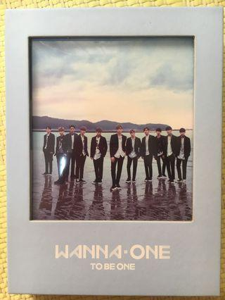 WANNA ONE TO BE ONE 專輯