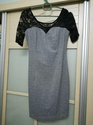 Kitschen grey dress