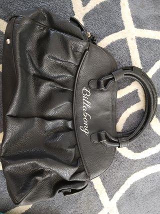 Billabong bag genuine leather GC