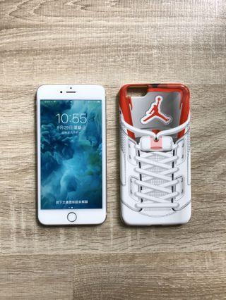 iPhone 6s Plus 64g 銀色 5.5已換原電97%